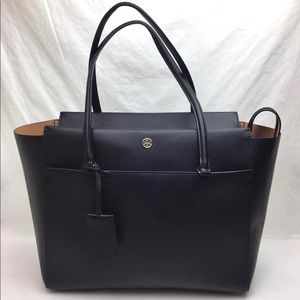 Tory Burch largel Parker Leather Tote